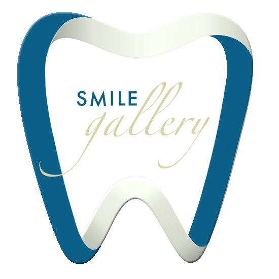 smile gallery button